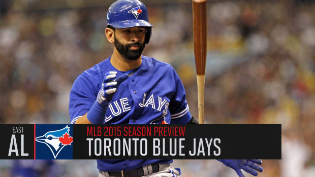 Verducci's Quick Pitch: 2015 Toronto Blue Jays IMG