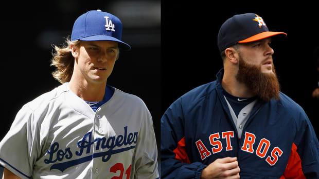 Greinke, Keuchel named All-Star Game starters--IMAGE