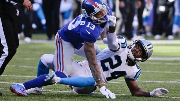 Report: Carolina Panthers CB Josh Norman fined by NFL - IMAGE