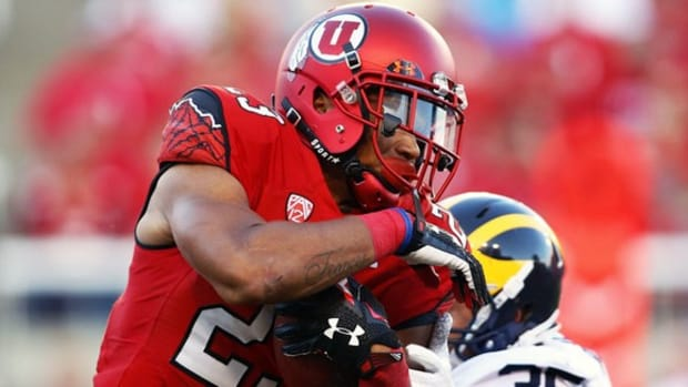 After long road, Devontae Booker finds home at Utah; inside W. Kentucky's offense