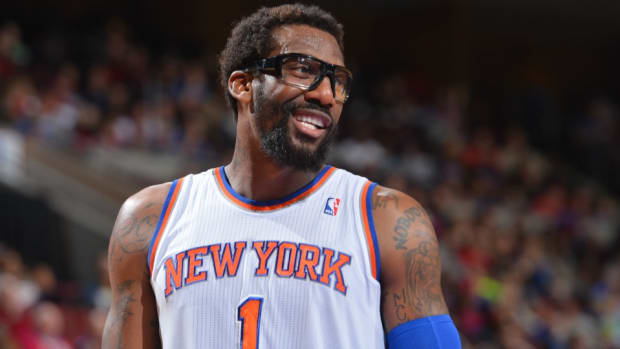 Amar'e Stoudemire wrote a poem about New York