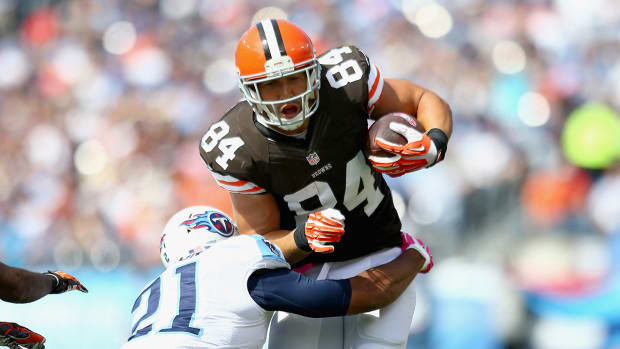 Jordan Cameron spurns Browns, signs with Dolphins IMAGE