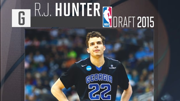 2015 NBA draft: R.J. Hunter profile IMG