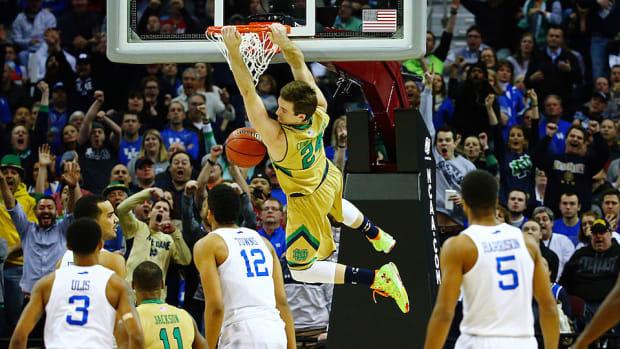 Pat Connaughton Notre Dame Kentucky NCAA tournament