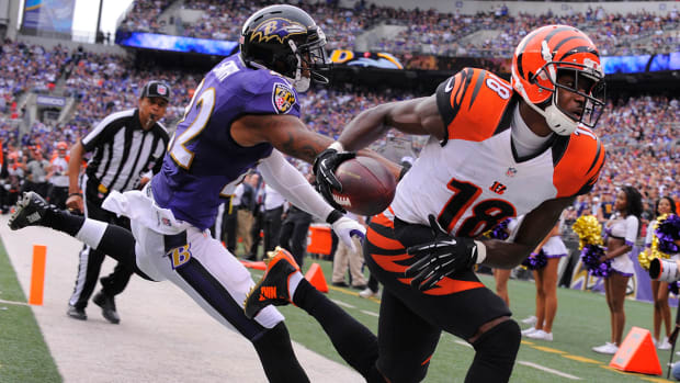 Are the Bengals the best in the AFC North? IMAGE