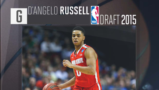 2015 NBA draft: D'Angelo Russell profile IMG