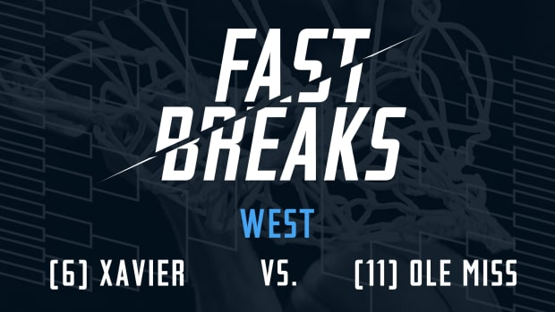 Fast Breaks: (6) Xavier vs. (11) Ole Miss preview IMAGE