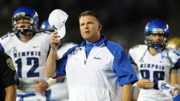 Memphis coach Justin Fuente hired as new Virginia Tech head coach - IMAGE