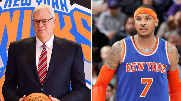 The New York Knicks have to act like a small market team - Image