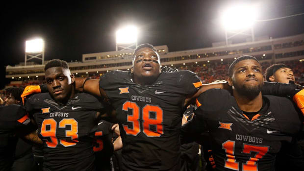 Comeback Cowboys: Unbeaten Oklahoma State and the belief that victory is inevitable, no matter the deficit