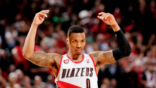 Trail Blazers' Damian Lillard selected to All-Star Game