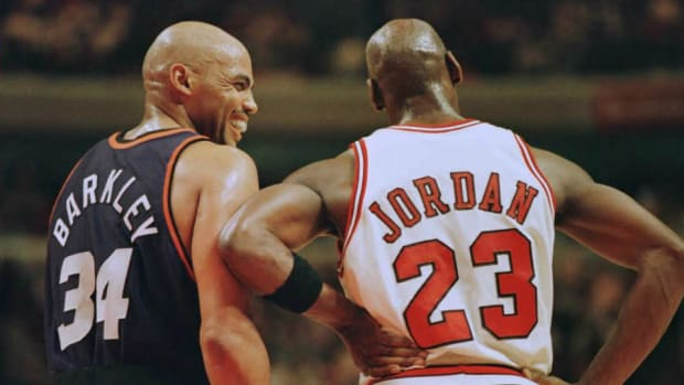Charles Barkley says he and Michael Jordan are no longer friends