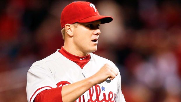 Report: Phillies trade Jonathan Papelbon to Nationals IMAGE