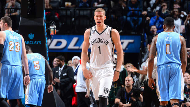 Report: Nets trade Mason Plumlee to Trail Blazers IMAGE