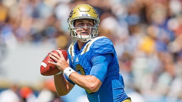 UCLA QB Josh Rosen living up to hype—so far; Tennessee's rocket scientist quarterback