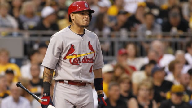 MLB Power Rankings: Cardinals hold onto top spot IMAGE