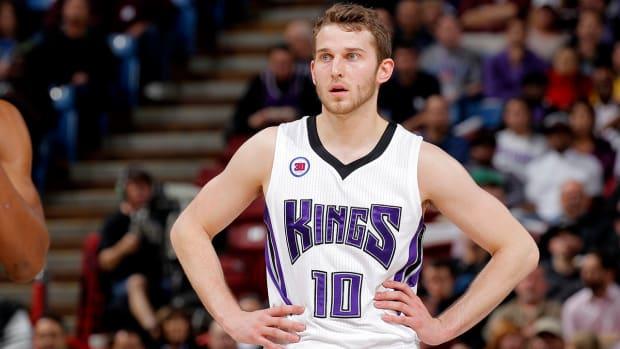 Report: Kings willing to trade Nik Stauskas IMAGE