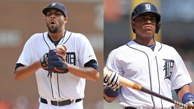 Report: Tigers put David Price, Yoenis Cespedes on trading block IMAGE