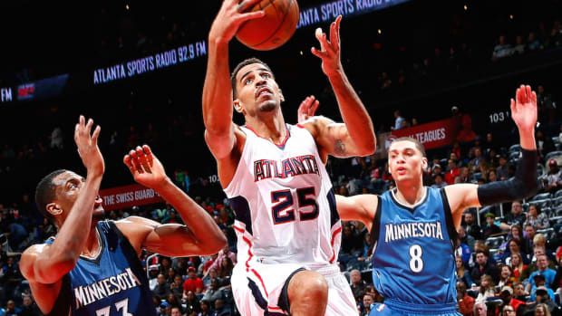 atlanta hawks thabo sefolosha calf injury