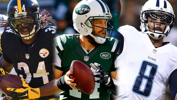On the Numbers: Veterans shine, rookie returns, and more - IMAGE