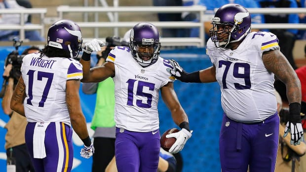 Greg Jennings addresses if the Vikings will have chemistry issues-image