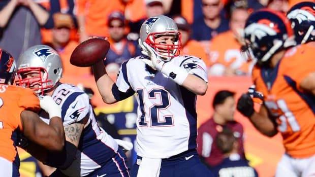 Tom Brady Patriots Super Bowl 3