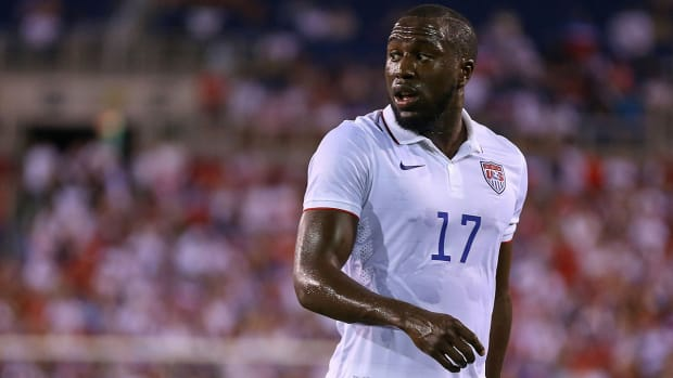 Jozy Altidore off of USA's Gold Cup roster--IMAGE