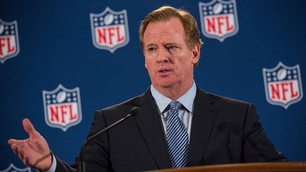 Roger Goodell NFL Ray Rice Robert Mueller Report