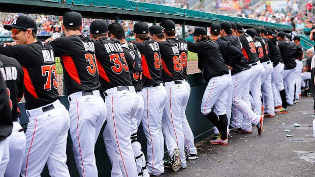 Miami Marlins manager on keeping players long-term: The only focus is this season-IMAGE