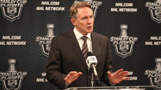 Pittsburgh Penguins fire head coach Mike Johnston -- IMAGE