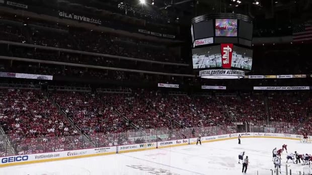 Coyotes' future in Arizona in doubt due to arena lease dispute