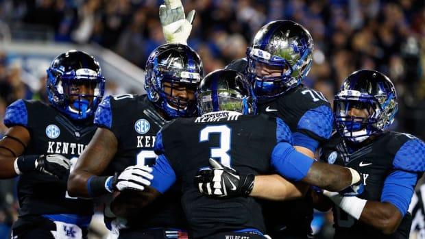 The Wildcat Catalysts: A look at the men responsible for Kentucky's recent football renaissance