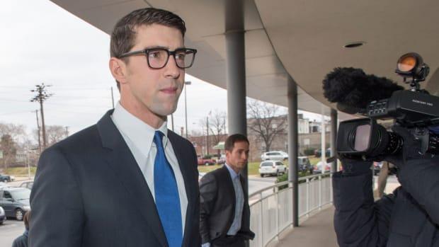 michael phelps guilty dui sentence