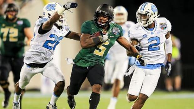 Baylor runs over North Carolina in Russell Athletic Bowl - IMAGE