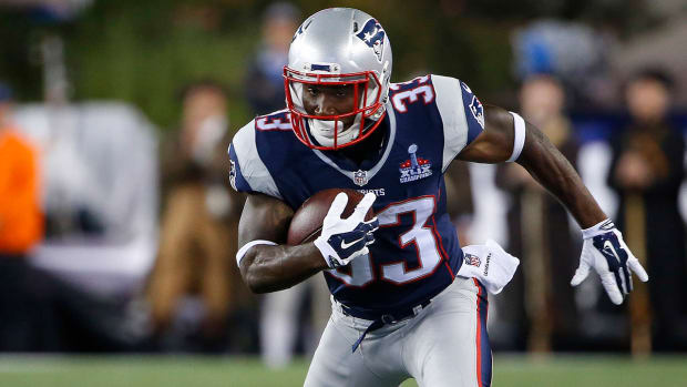 Unsung Hero of Week 3: Dion Lewis IMAGE