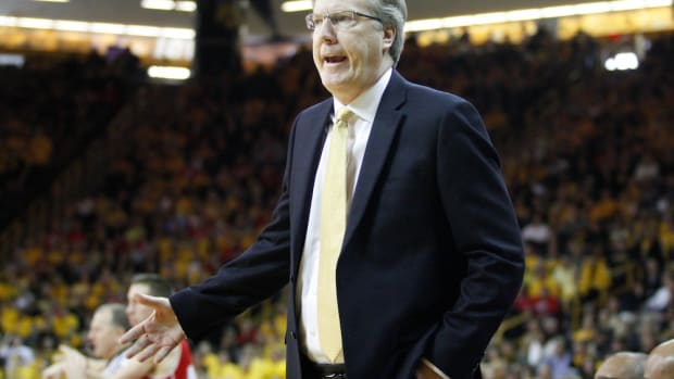 iowa hawkeyes fran mccaffery