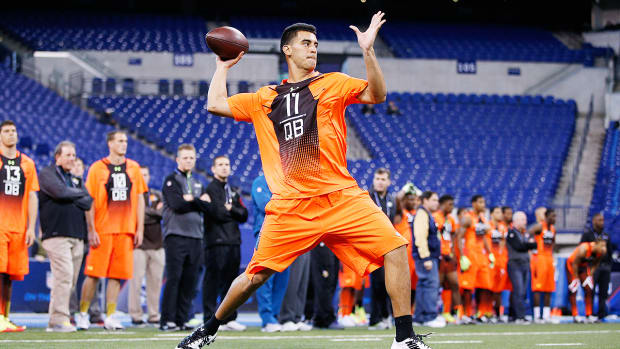 Surprise teams that might try to draft Marcus Mariota - Image
