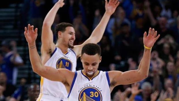 NBA Power Rankings: Undefeated Warriors no surprise in top spot IMAGE