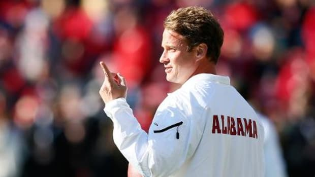 Lane Kiffin expects to stay on as Alabama OC next season - IMAGE