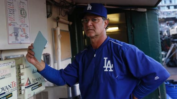 Marlins officially hire Don Mattingly as new manager - IMAGE