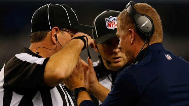 Jerry Jones voices support for expanding replay review