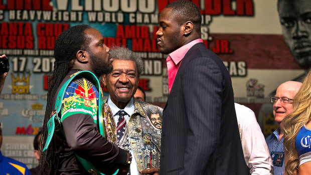 Don King: I'm excited to bring the heavyweight title back to America - Image