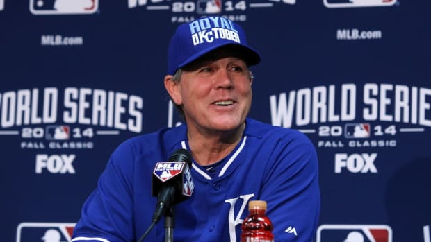 royals ned yost contract extension