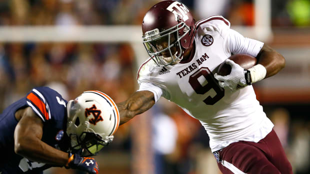 #DearAndy: Should we believe the Texas A&M hype? IMAGE