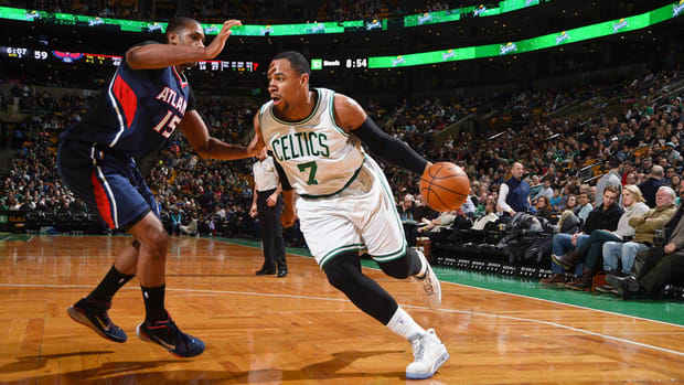 Celtics F Jared Sullinger out for season with foot injury
