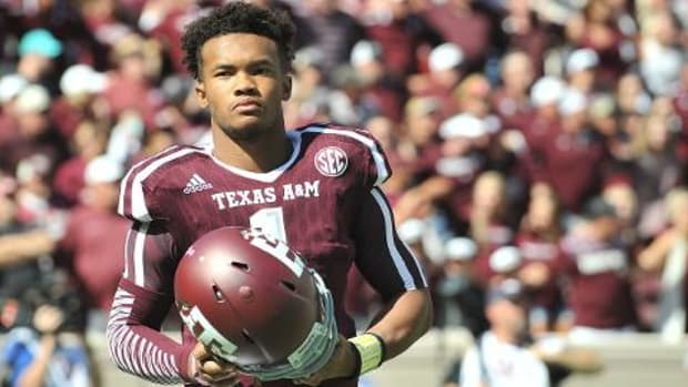 Report: QB Kyler Murray intends to transfer from Texas A&M--IMAGE