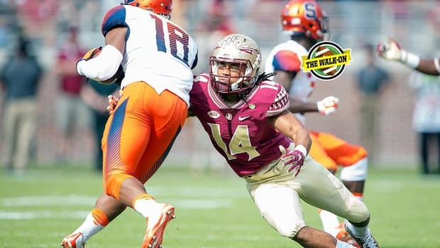 Son's talent, father's persistence: How a strong family bond led walk-on Javien Elliott to Florida State