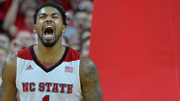 Trevor Lacey N.C. State guard