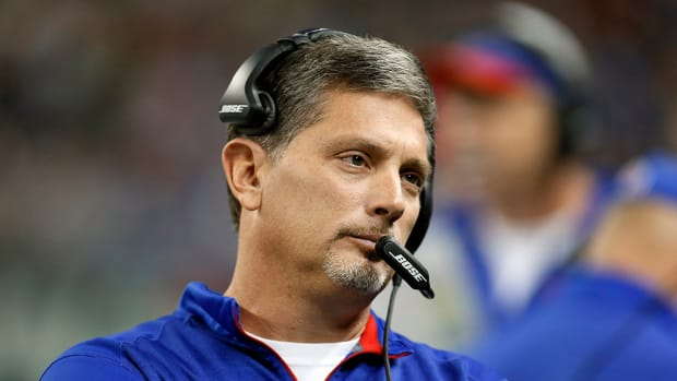 Jim Schwartz won't return as Bills DC