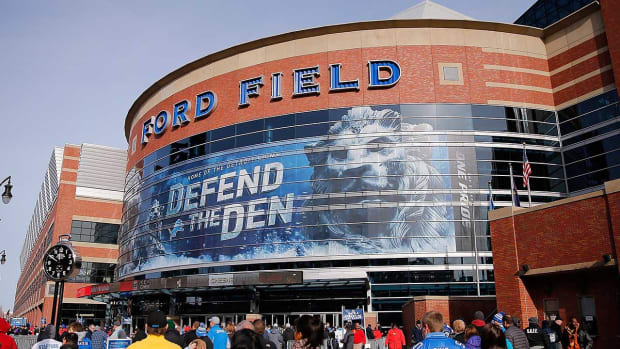 Detroit Lions to host LGBT Pride night in October IMAGE